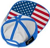 Outerstuff Youth USA Soccer Hook Flag White Snapback Adjustable Hat product image