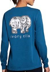 Ivory Ella Women's Jungle Long Sleeve T-Shirt product image