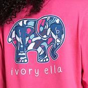 Ivory Ella Women's Shapes Long Sleeve T-Shirt product image
