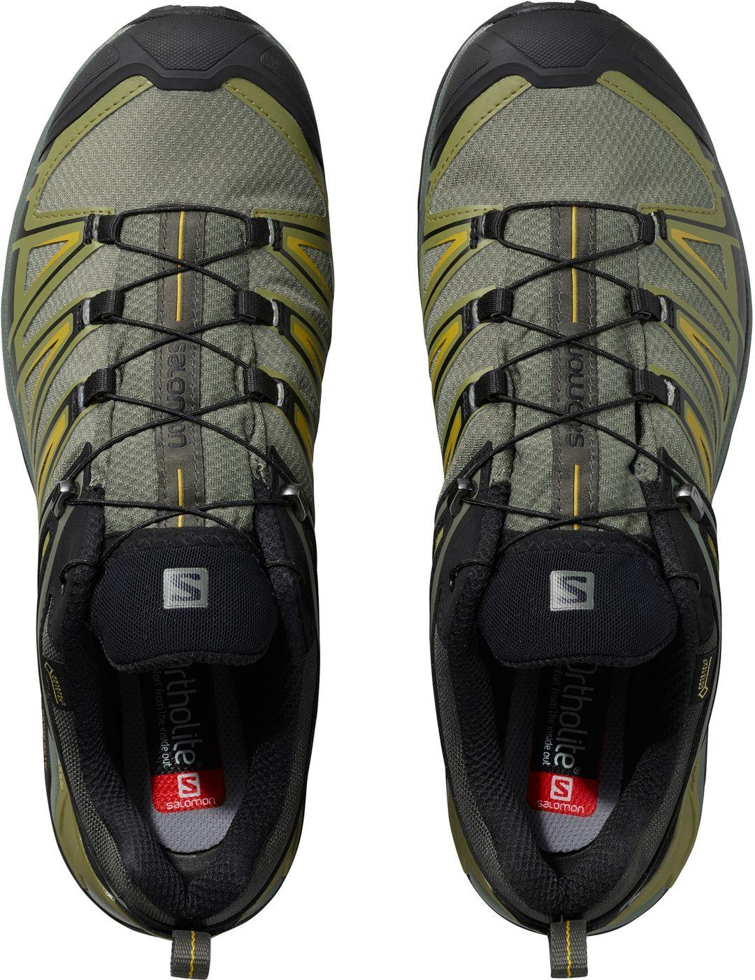 c6051a6df5a Salomon Men's X Ultra 3 GTX Waterproof Hiking Shoes