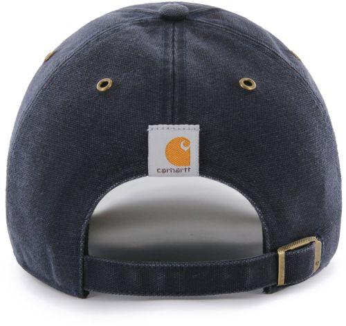 b63957b8775e6 47 Men s Boston Red Sox Carhartt Clean Up Navy Adjustable Hat ...