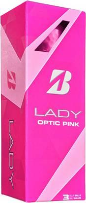 Bridgestone Lady Precept Optic Pink Golf Balls product image