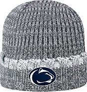 Top of the World Youth Penn State Nittany Lions Grey Lil Cyber Beanie and Gloves Set product image