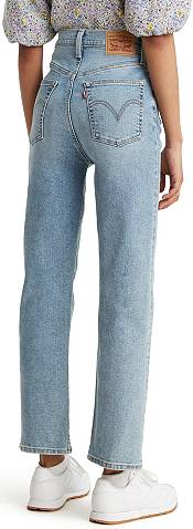 Levi's Women's Ribcage Straight Ankle Jeans product image