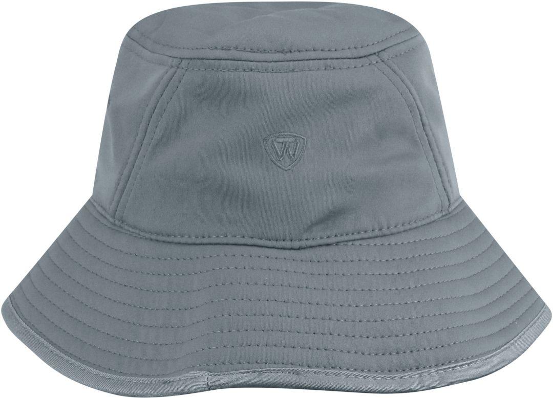 9477c473a Top of the World Men's West Virginia Mountaineers Grey Bucket Hat