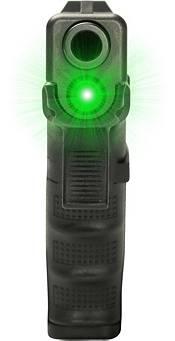 LaserMax Glock Gen 4 Model 19 Guide Rod Green Laser Sight product image