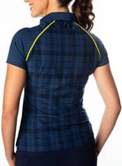 SwingDish Women's Grace Short Sleeve Golf Polo product image