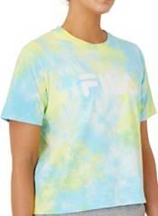 FILA Women's Hannah Tie Dye Tee Shirt product image