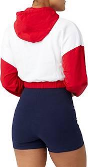 FILA Women's Saachi Cropped Hoodie product image