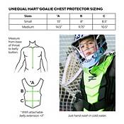 Unequal HART Lacrosse Goalie Chest Protector product image