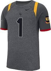 Nike Men's Air Force Falcons 'Red Tails' Raglan Jersey T-Shirt product image
