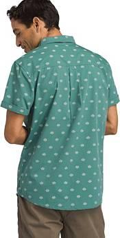 prAna Men's Broderick Slim Short Sleeve Button Up Shirt product image