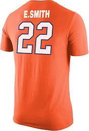 Jordan Men's Emmitt Smith Florida Gators #22 Orange 'Ring Of Honor' Cotton T-Shirt product image