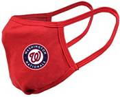 Levelwear Adult Washington Nationals 3-Pack Face Coverings product image