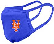 Levelwear Adult New York Mets 3-Pack Face Coverings product image