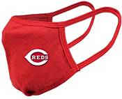 Levelwear Adult Cincinnati Reds 3-Pack Face Coverings product image