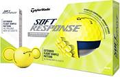 TaylorMade Soft Response Matte Yellow Golf Balls product image