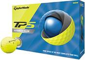 TaylorMade 2019 TP5 Yellow Personalized Golf Balls product image