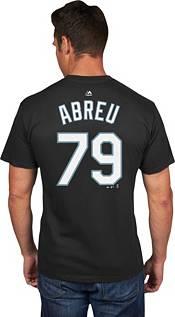 Majestic Men's Chicago White Sox Jose Abreu #79 Black T-Shirt product image