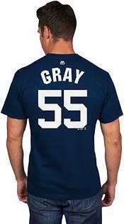 Majestic Men's New York Yankees Sonny Gray #55 Navy T-Shirt product image