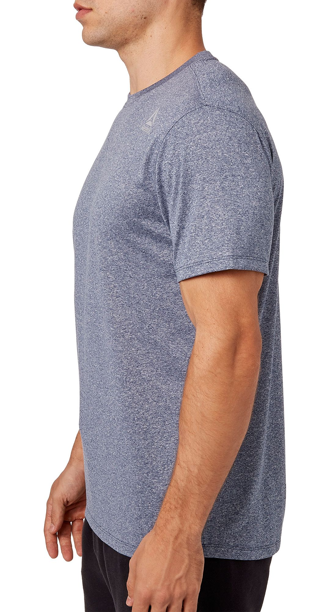 1c38dc002 Reebok Men's Heather Performance T-Shirt