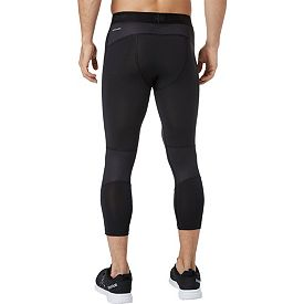 4da24b729922c Reebok Men's 3/4 Compression Tights