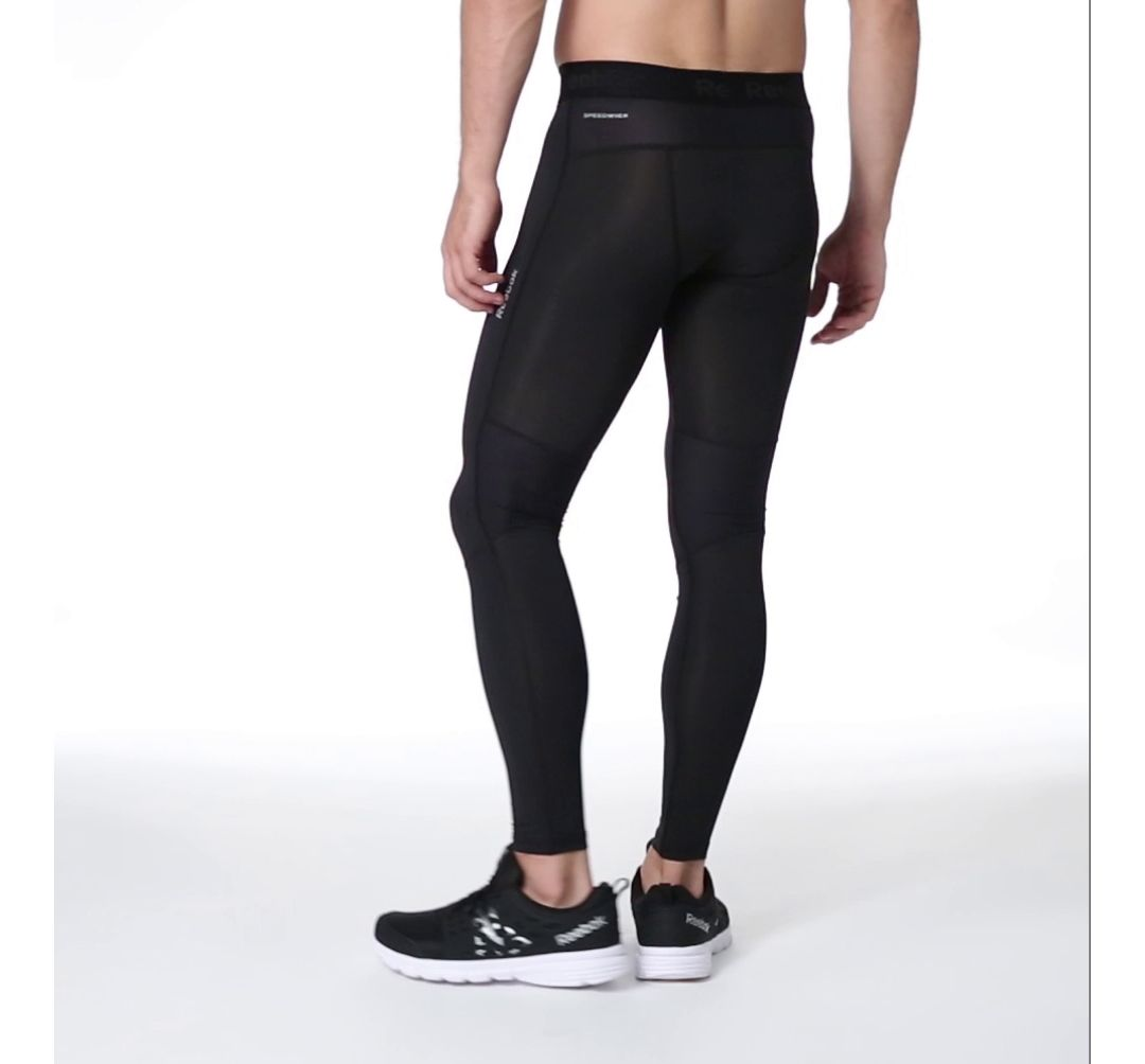 8ad17a73f9e03 Reebok Men's Compression Tights | DICK'S Sporting Goods