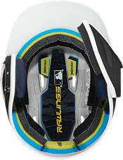 Rawlings Youth MACH Two-Tone Batting Helmet w/ Jaw Flap product image