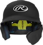 Rawlings Adult MACH Batting Helmet w/ Jaw Flap product image