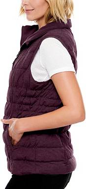 Be Boundless Quilted Melange Knit Free Form Vest product image