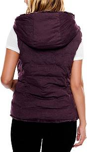 Be Boundless Hooded Knit Vest Reversible To Faux Fur product image