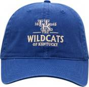 Top of the World Men's Kentucky Wildcats Blue Washed Adjustable Hat product image