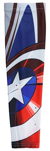 Marvel Youth Captain America Basketball Sleeve product image