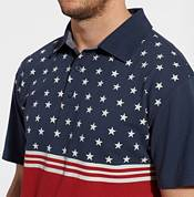 Field & Stream Men's Americana Flag Polo Shirt (Regular and Big & Tall) product image