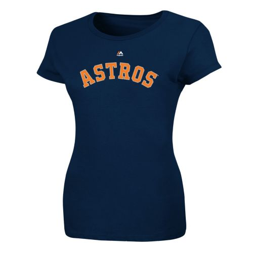 7aff0904 Majestic Women's Full Roster Houston Astros Navy T-Shirt | DICK'S ...