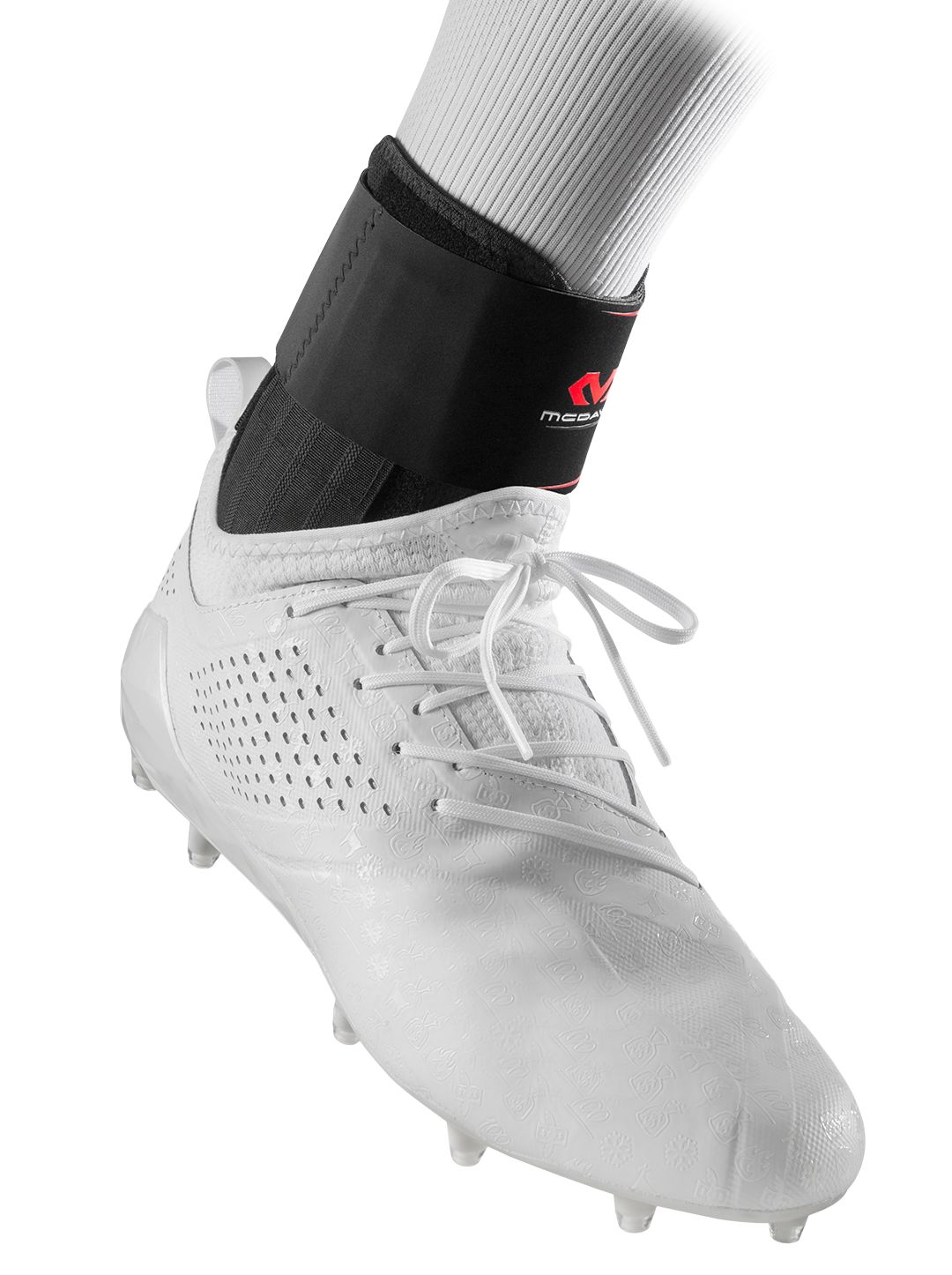 McDavid Stealth Ankle Brace with Stays Cleat