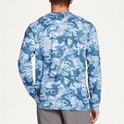 Field & Stream Men's Tech Printed Long Sleeve Shirt product image