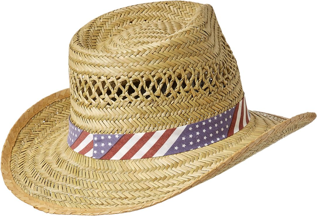 4733110e34d3a Field   Stream Men s Americana Straw Hat 2
