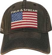 Field & Stream Men's Waxy Cotton Americana Flag Hat product image