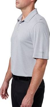 Walter Hagen Men's Essential Texture Stripe Golf Polo product image