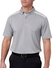 Walter Hagen Men's Lifestyle Mini Grid Golf Polo product image