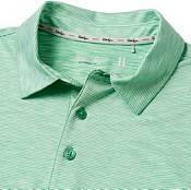 Walter Hagen Men's 11 Majors Championship Stripe Tailored Golf Polo product image
