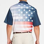 Walter Hagen Men's P11 Americana Colorblock Golf Polo product image