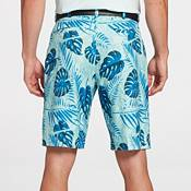 "Walter Hagen Men's Perfect 11 Tropical Palm Print 10"" Golf Shorts product image"