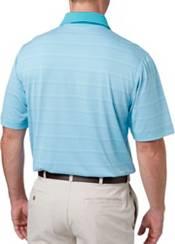 Walter Hagen Men's Essential Fine Line Wide Stripe Golf Polo product image