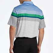 Walter Hagen Men's 11 Majors Engineered Stripe Golf Polo product image