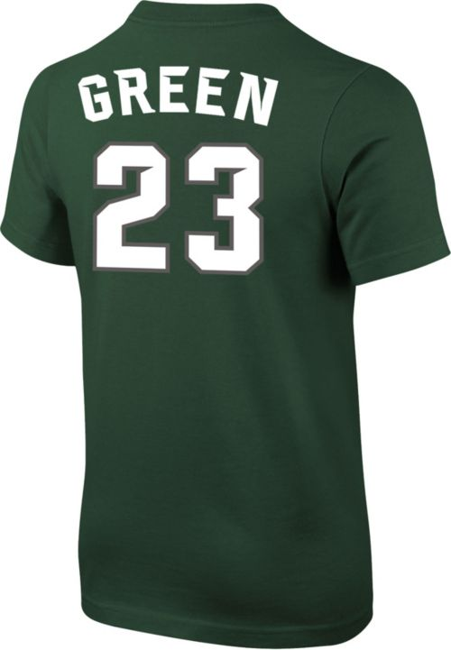 182ccf8e093 Nike Youth Michigan State Spartans Draymond Green  23 Green Future Star  Replica Basketball Jersey T-Shirt. noImageFound. Previous. 1. 2. 3