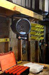 Mr. Heater 5.3Kw Portable Forced Air Electric Garage Heater product image