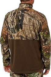 d425e2857a615 Field & Stream Men's Every Hunt 1/2 Zip Softshell Hybrid Jacket alternate 1