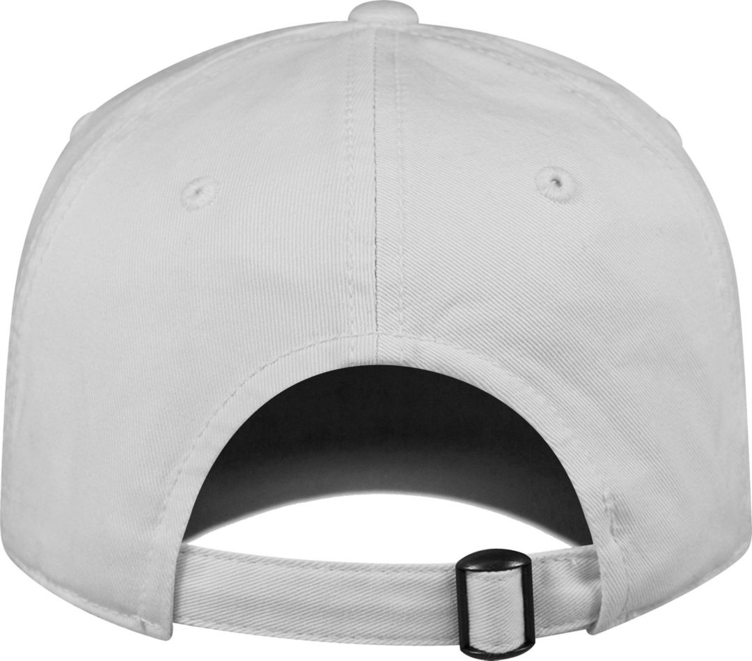 new arrival 515b1 cb509 Top of the World Men s Michigan State Spartans White Crew Adjustable Hat